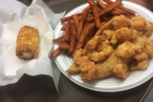 Calabash Seafood Restaurant Myrtle Beach Fishing Charters